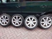 Mercedes Benz Winter Kompletträder 215