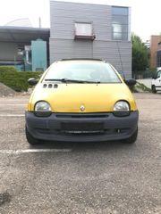 Renault Twingo mit Faltdach 8fach