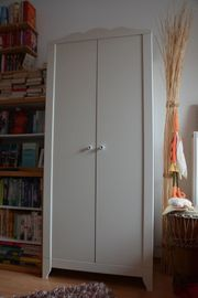 IKEA Kleiderschrank Hendvik weiß