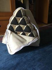 Polster-Dreieck mit Kapokfüllung