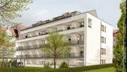 Helle 2-Zimmer Neubauwohnung Nähe Siemens