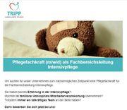 Pflegefachkraft als Fachbereichsleitung Intensivpflege m