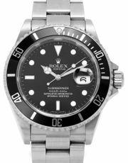 Rolex Submariner 16610 Stahl Uhr