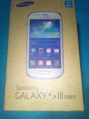 Samsung Galaxy s3 Mini blau