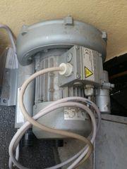 Siemens nash-elmo G-200 2BH1810-7HH27 Seitenkanalverdichter