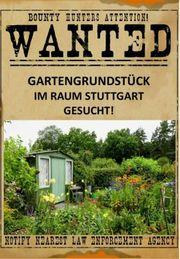 Gartenkenner sucht Gartengrundstück Verwildert Hanglage
