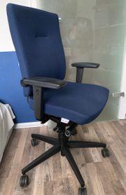 Rohde Grahl Xpendo Bürostuhl - blau