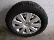 VW Winterreifen mit Felgen