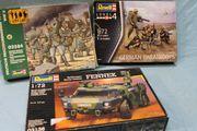 Modellbau Revell Soldatenfiguren Panzergrenadiere Wehrmacht