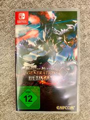 Nintendo Switch Monster Hunter Generations