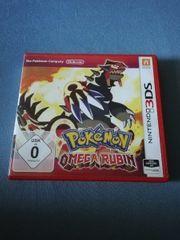 3Ds Pokemon Omega Rubin und