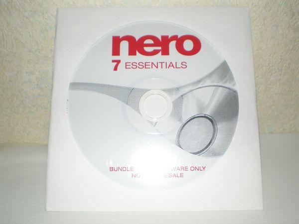 Brennprogramm Nero 7 Schreibpro Open