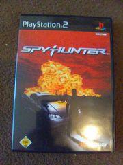 PS 2 Spiel Spy Hunter
