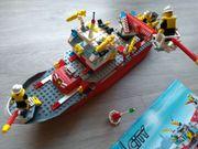 Lego City Feuerwehrschiff 7207 Top