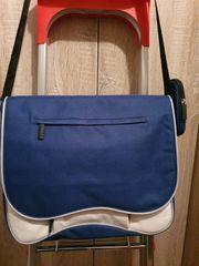Umhänge- Messenger-Tasche incl Laptop-Tasche