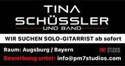 Solo-Gitarrist für Tina Schüssler Band