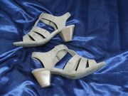 Damen Sandalen Pumps 37 Sandaletten