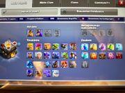 Clash of Clans Account IOS