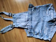 Latzhosen shorts