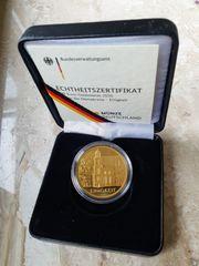 100 Euro Goldmünze EINIGKEIT 2020