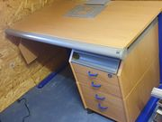 Moll Höherverstelbarer Schreibtisch
