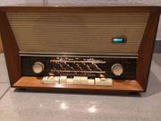 Röhrenradio KAPSCH Baujahr 1963
