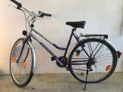 Dame Fahrrad abzugeben - Rahmengröße 52