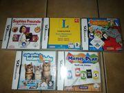 VK 5 mal Nintendo DS