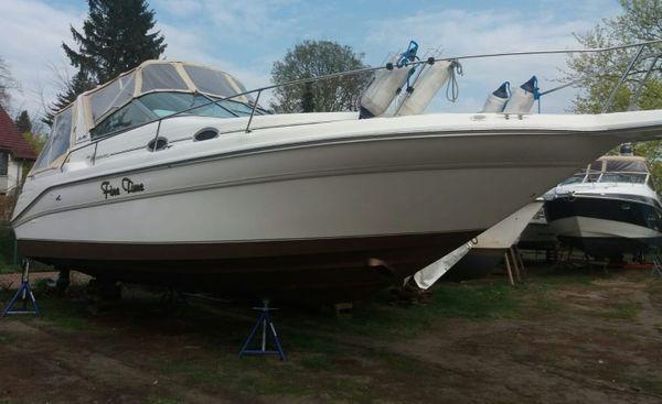 Verkaufe Sea Ray 29 DA