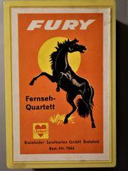 Fury Fernseh-Quartett