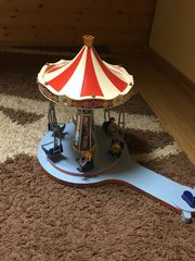 PLAYMOBIL-Karussell mit Beleuchtung