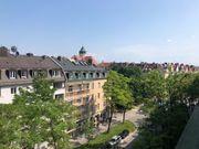Mitten in München Arbeitsplatz in