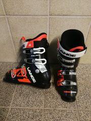 Lange Ski Schuhe
