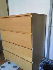 Ikea Malm Kommode Holz