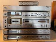 Siemens HiFi- 5Kompnenten-Stereo-Anlage