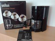 Braun Kaffeemaschine