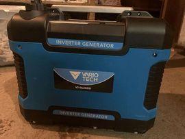 stromgenerator variotec 2000watt neuwertig