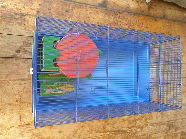 Nagertierkäfig Käfig Hamsterkäfig