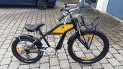 Wilde Kerle- Fahrrad