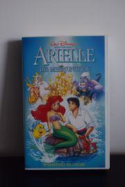 Arielle - Die Meerjungfrau VHS Kassette