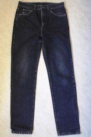 Kultige Edwin Super Black Jeans -