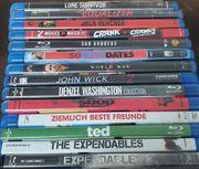 Diverse Blu-rays