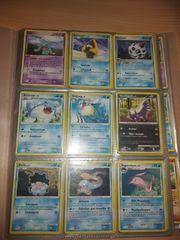 Diverse Pokemon Sammelkarten