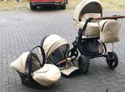 Kinderwagen Krausman
