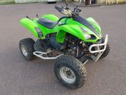 kawasaki kfx 700 Quad Monster