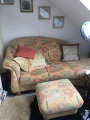 Couch Sofa Zweisitzer und Dreisitzer