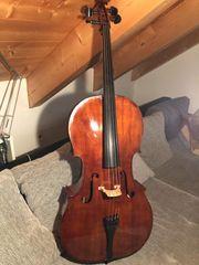 Italienisches Cello 19 Jhdt aus