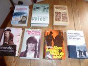 Kriegsbücher und Romane