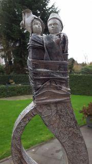 Kunst Skulptur Unikat Handwerk Dekoration