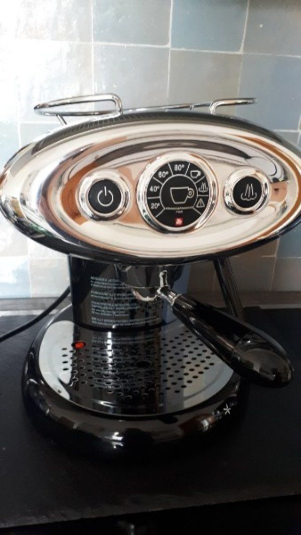 illy Francis Francis x7.1 Espresso Kapselmaschine in Ludwigshafen ...